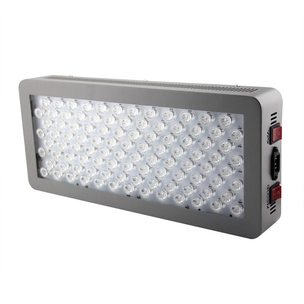 DHL avanzata Platinum Series P300 600W LED 12-band Grow led AC luce 85-285V matrimoniali - illuminazione a doppia lampada VEG FIORE pieno spettro principale