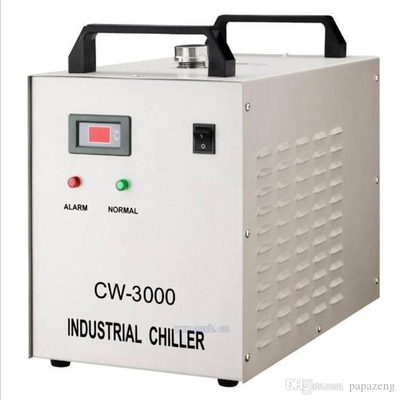 2018 оптовых продаж лазерная гравировка машины лазерной резки выделенного CW3000CW5000CW5200 охладитель