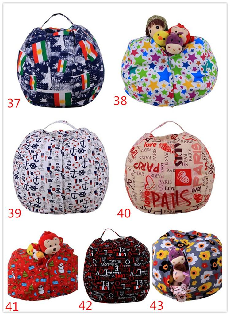 Sensational 2019 24 Inch Kids Plush Storage Bean Bags Plush Toys Beanbag Chair Bedroom Stuffed Animal Room Mats Portable Clothes From Chinesefactory10 11 52 Uwap Interior Chair Design Uwaporg