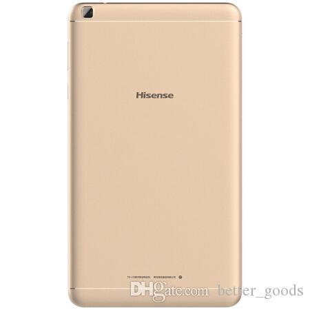 원래 하이 센스 E9 4G LTE 패드 휴대 전화 3기가바이트 RAM 32기가바이트 ROM 스냅 드래곤 430 OCRA 코어 안드로이드 8.0 인치 1300 만 화소 스마트 태블릿 PC 스마트 휴대 전화