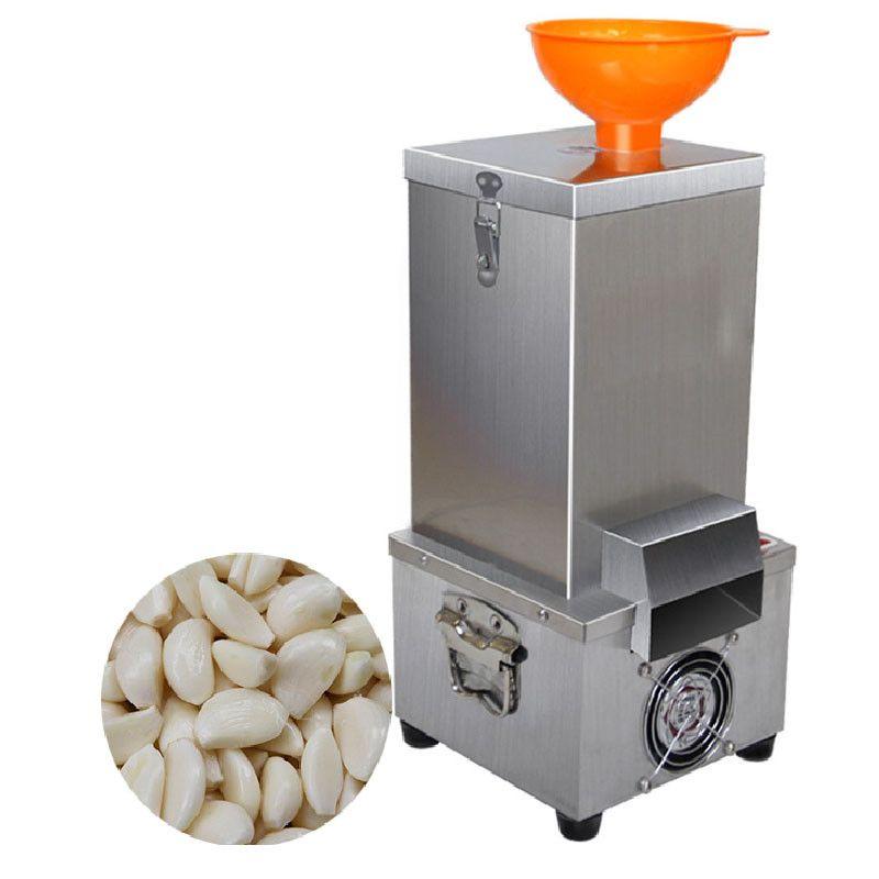 Beijamei 180 W Restaurantes Descascador de Alho Máquina Elétrica Rápido De Trabalho De Poupança De Alho Comercial Automático Peeling 25 KG / H Preço