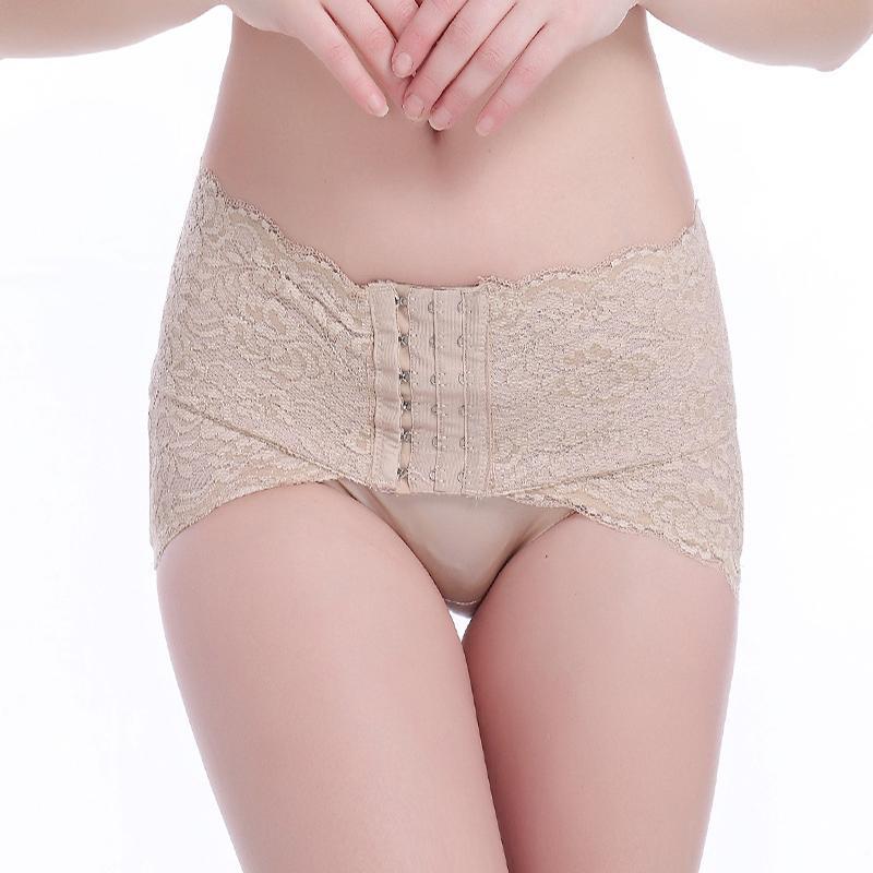 Beckenkorrektur Gürtel Hip Up Frauen Postpartum Belly Wrap Abnehmen Gürtel