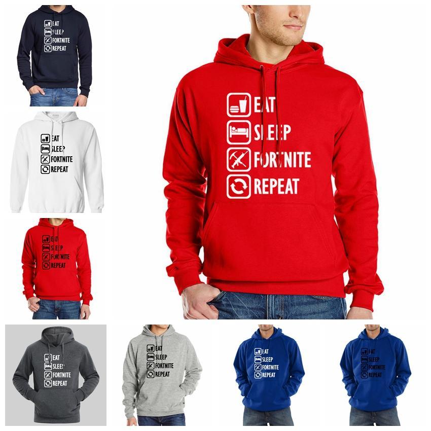 2018 Men Battle Royale Funny Hoodies Mens Hooded Sweatshirt Winter Autumn Gamer Streetwear Ninja Streetwear Mma668 From Liangjingjingkitche 1124