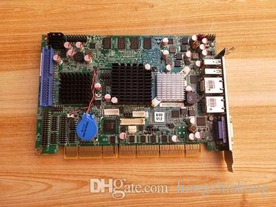 Первоначально PCISA-945GSE-N270-512MB-R11 Rev:1.1 промышленная материнская плата испытает перед грузить