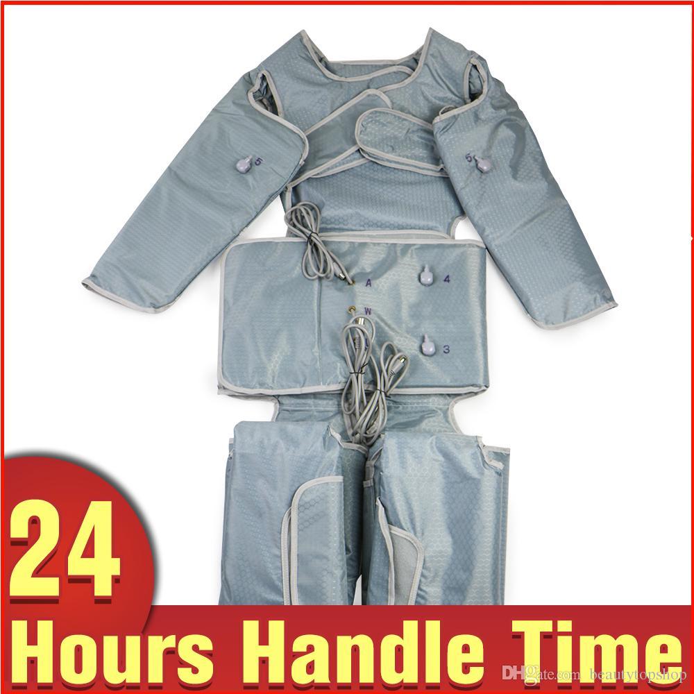 Главная-использование прессотерапия машина дренаж лимфатический детокс костюм тела для похудения одеяло воздуха Presure спа красоты массажер устройство