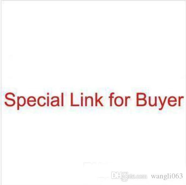 러쉬 주문 지불에 대한 특별 링크 플러스 사이즈 또는 주문 제작 또는 샘플 비용