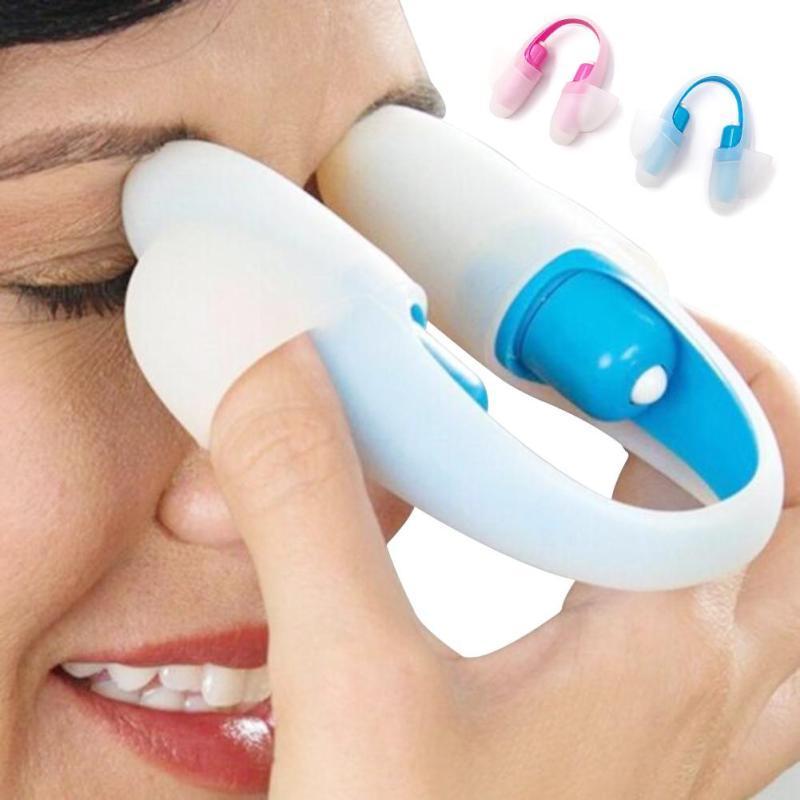 Mini Acupressure Massageador Freqüência Elétrica Massagem Nos Olhos Aliviar A Fadiga Cervicalgia Relaxar Eye Care Tool U3