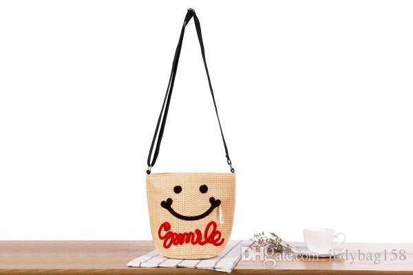 Emoji Strandtasche mit Reißverschluss Tasche Shopper Bag Smilys Reisetasche