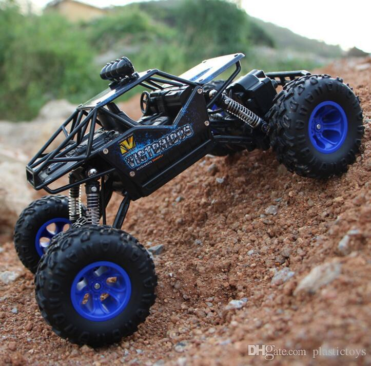 4X4 Off Road >> Satin Al Yuksek Hizli 4wd Radyo Rc Araba 2 4g Off Road Araba 4x4