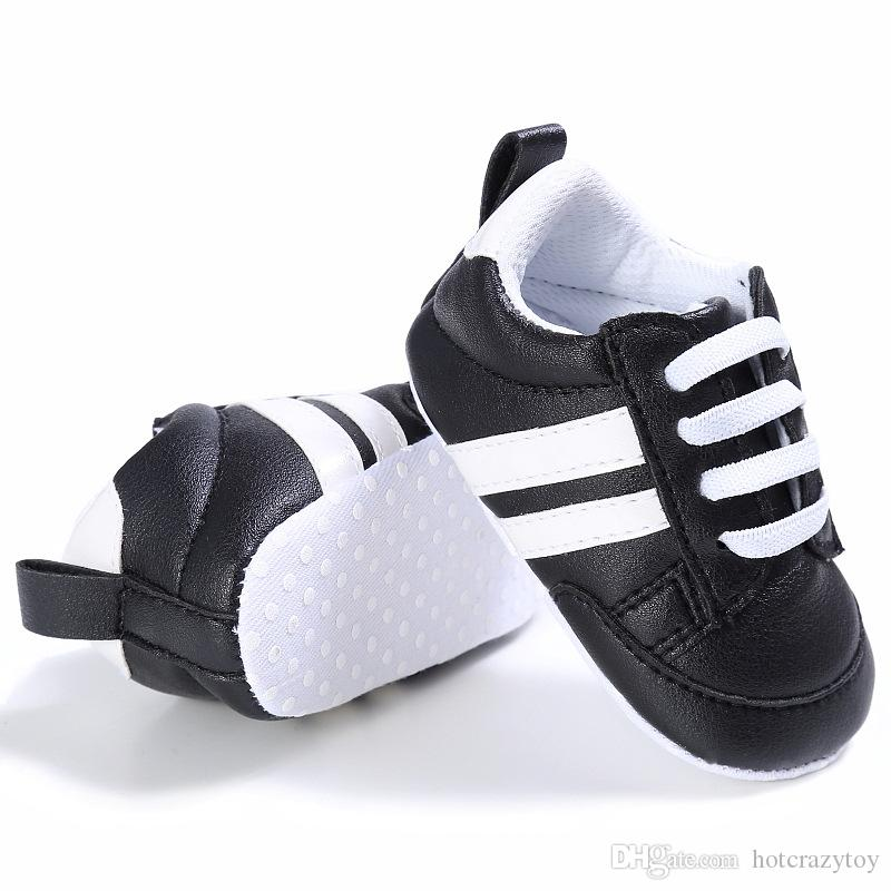 E&Bainel Fashion PU leather Baby Moccasins Newborn Baby Shoes For Kids Sneaker Sport Shoes Toddler Baby Boy Girls Mocassins