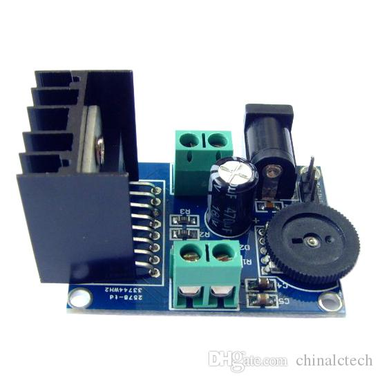 TDA7266 güç amplifikatörü modülü ses amplifikatör modülü