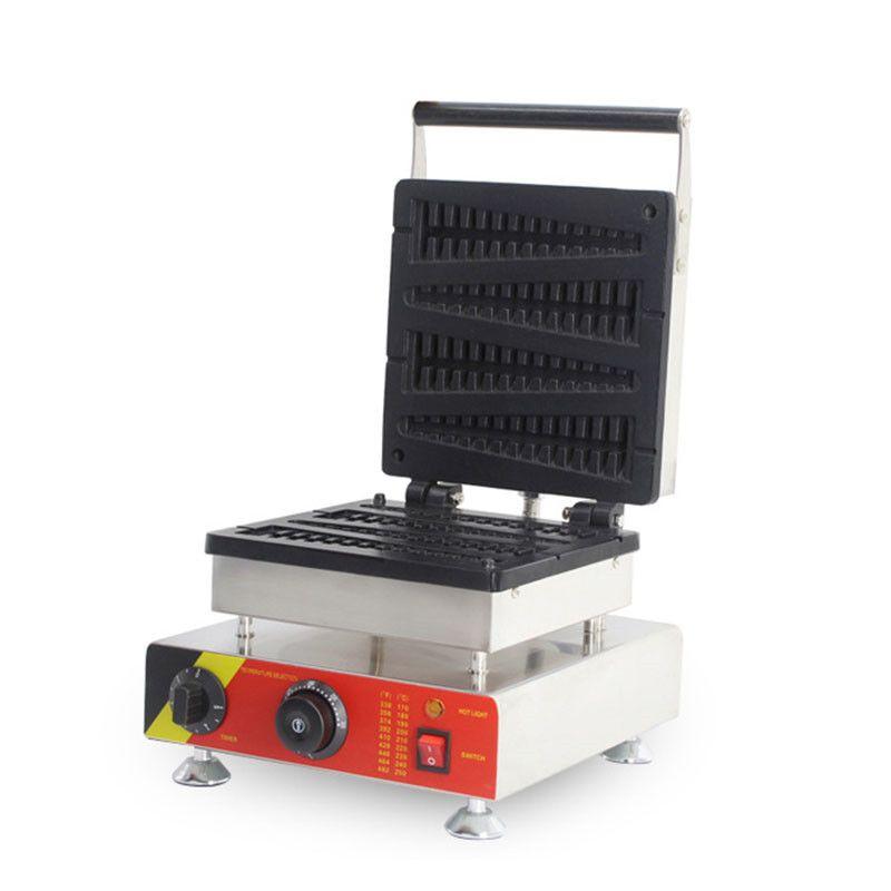 BEIJAMEI électrique Pine Tree Gaufrier Utilisation commerciale d'arbre de Noël Waffle Machine de fabrication Lolly machine Waffle Prix