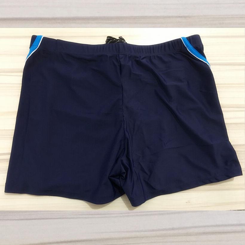 98018d36a59 Xl -6xl Plus Size Swimwear Men Swimming Trunks Zipper Pocket Swimsuit Mens  Swim Shorts Beach Man Wear Boxer Briefs Bathing Suits