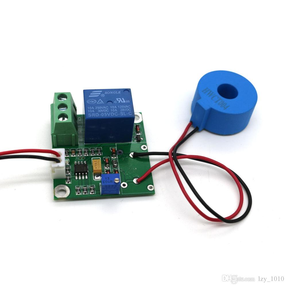 High Quality Current Detection Sensor 0 20a Ac Short Circuit