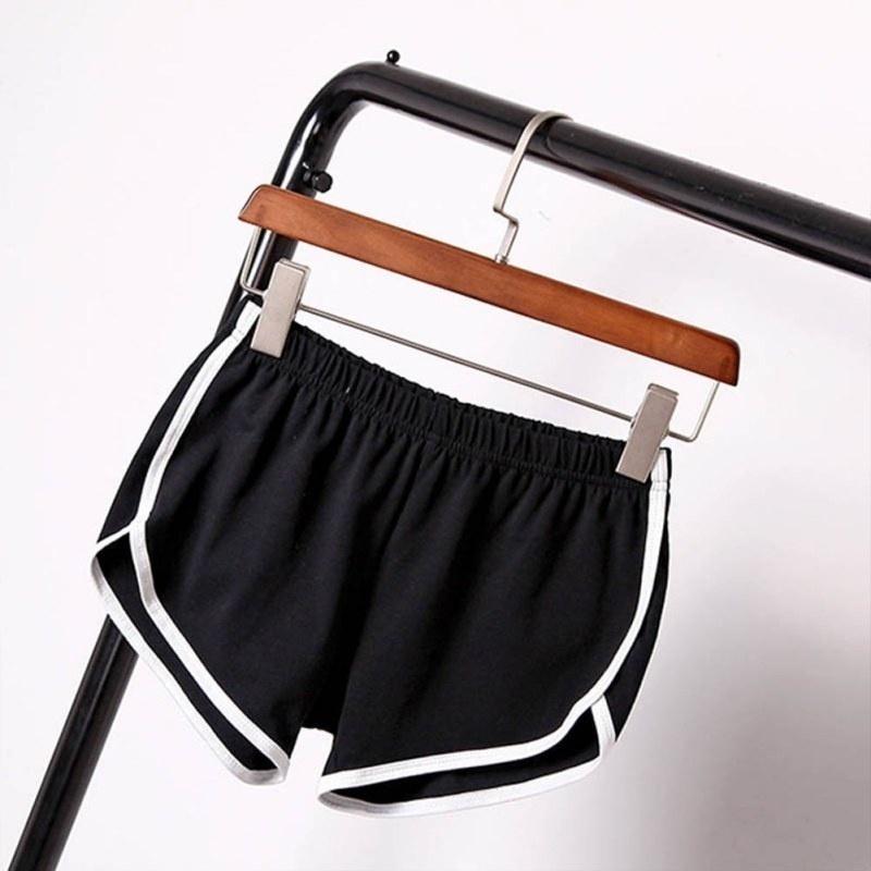 Women Skinny Yoga Shorts Elasticated Casual Beach Shorts Summer Casual Sexy Fitness Workout Nigh Club Slim Beach