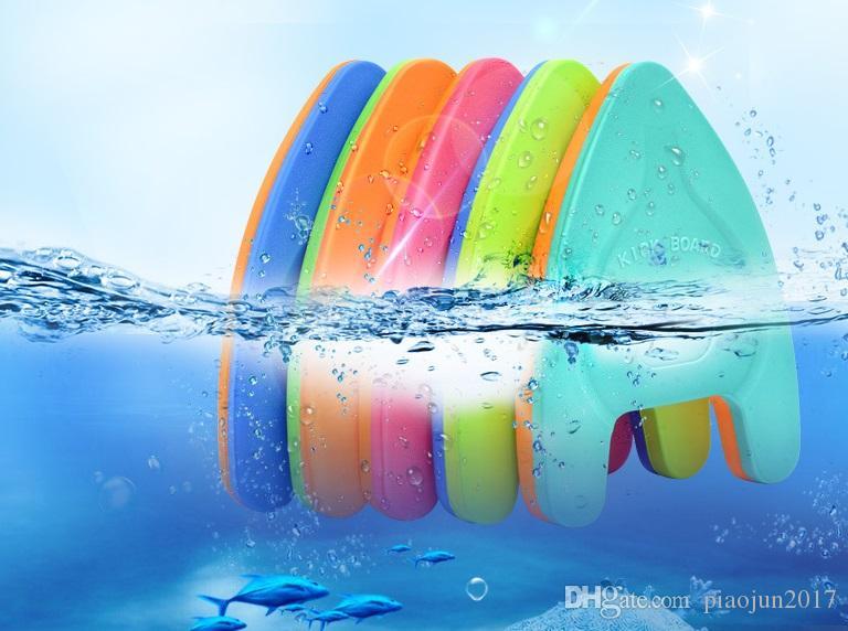 Swimming Board Float,A-Shap Swim Trainer Foam Kickboard for Kids Adults Color Random