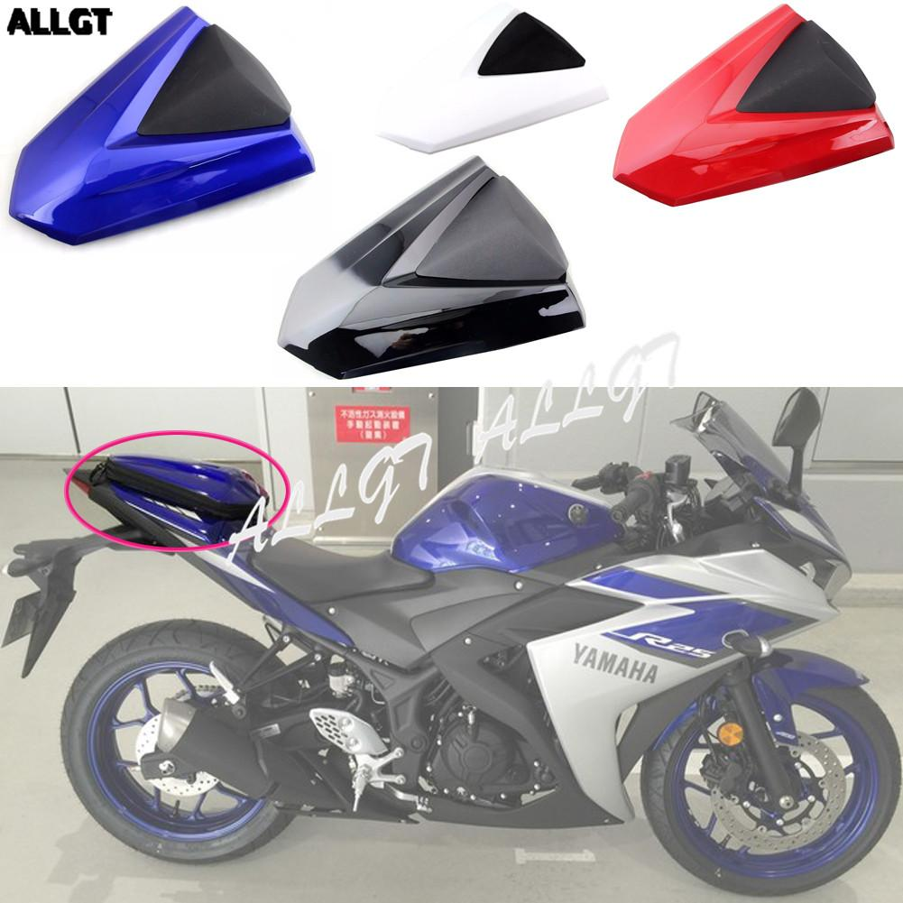 Motorcycle Rear Seat Cover Cowl Solo Fairing Cowl For Yamaha YZF R25 R3 YZF-R3 2013 2014 2015 2016 4 colors