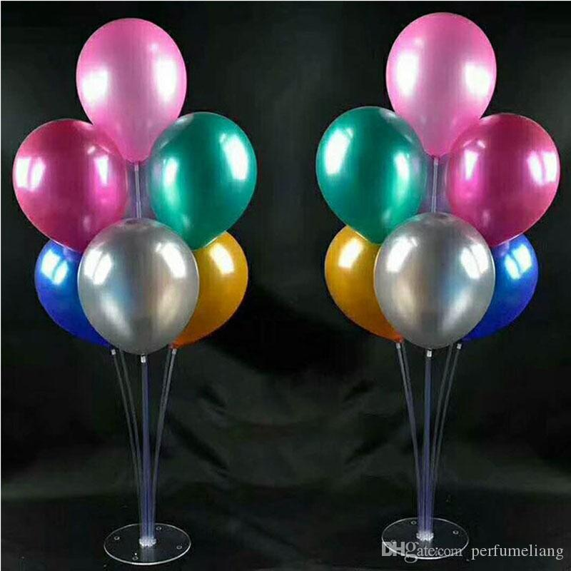 Centerpiece Table Balloon Stand Balloon Column Base Set Wedding Party  Decoration Balloon Accessories ZA5646 Birthday Party Themes For Kids  Birthday