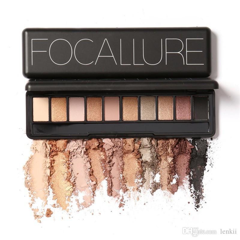 10 colors eye shadow cosmetic Long-lasting Eye Shadow Palette Natural Eyeshadow Set for women Makeup Set eye kit cosmetic