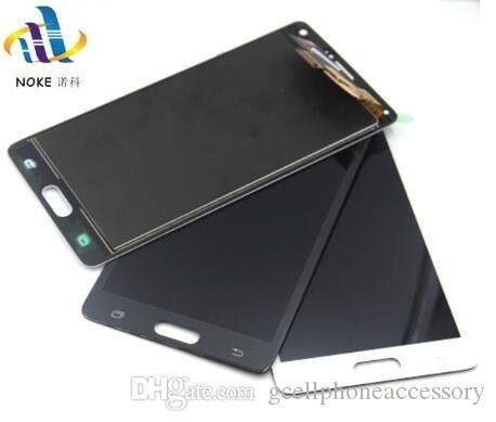Calidad estupenda para Samsung Galaxy Note 4 Note4 N910C N910 N910A N910F Pantalla táctil LCD Digitalizador Reemplazo