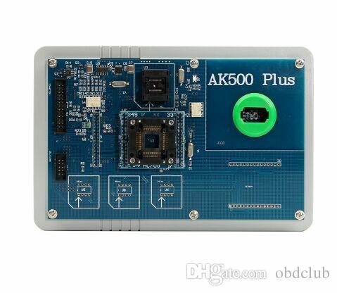 Yeni DHL Ücretsiz AK500 + AK500 Anahtar Programcı Mercedes Benz EIS SKC Hesaplama AK500 Pro için Mercedes AK500 Anahtar Programcı