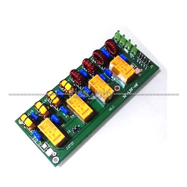 2019 Assembled Dc 12v 100W 3 5Mhz 30Mhz HF Power Amplifier Low Pass Filter  From Seeyouseeme, &Price