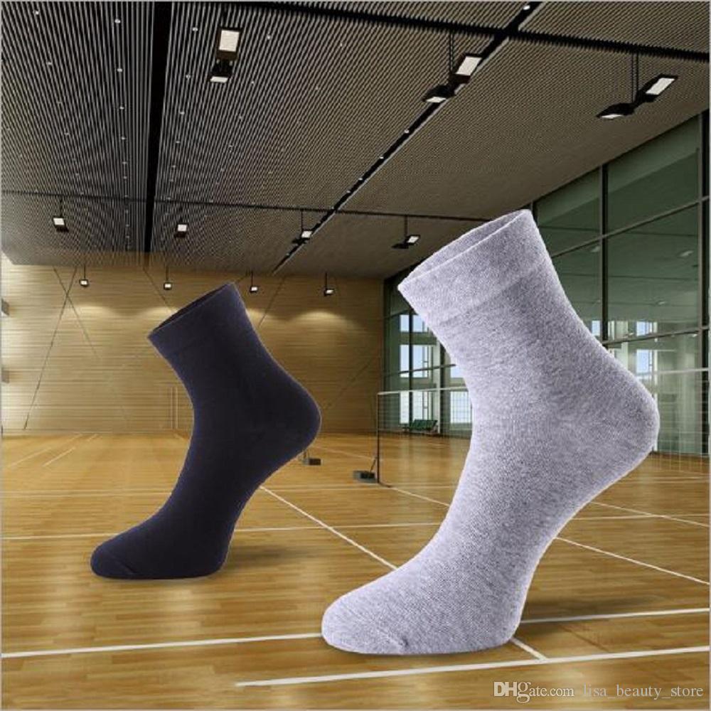 5 paires solide couleur femmes dames filles moyen tube coton chaussettes solide mode décontractée conception simple chaud