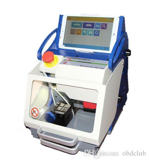 En İyi Kalite CNC Araba Anahtarları Kesme Makinesi Tam Otomatik Anahtar Çoğaltma Makinesi Sayısal Kontrol Anahtar Fotokopi SEC-E9z
