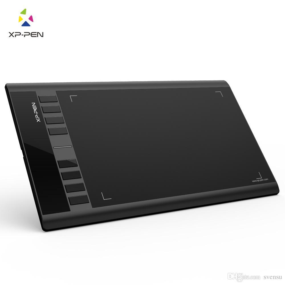 XP-PEN Star03 8192 Pen nivel de dibujo de gráficos pen tablet sin baterías de Stylus Pen pasiva Firma Pintura tablero de escritura / Pad