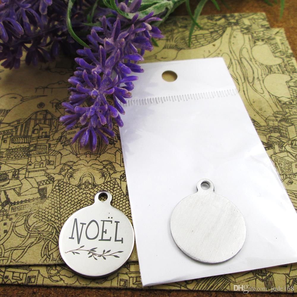 40pcs - «Ноэль» прелесть нержавеющей стали больше стиля для выбора DIY очаровывает подвески для ожерелья