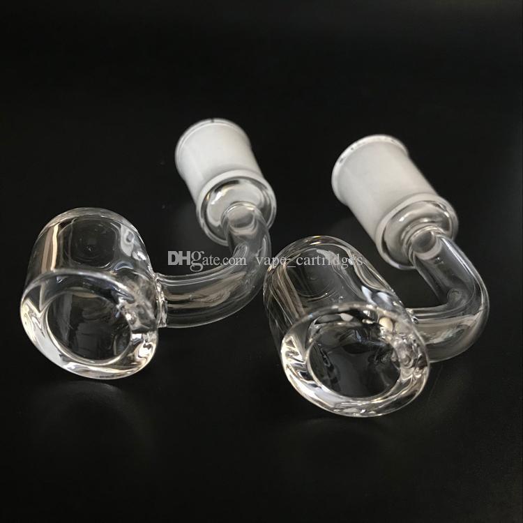 4 мм толщиной domeless кварцевые фейерверк ногтей 10 мм 14 мм 18 мм мужской женский 90/45 градусов 100% реальный кварцевые фейерверк ногти бесплатная доставка