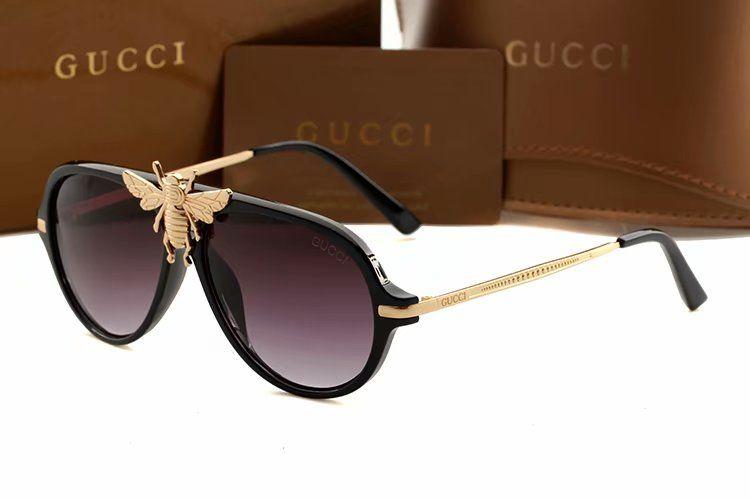 Luxury Fashion Big Bee Sunglasses For Women Man 1885 Italy Famous Designers  Eye Sun Glasses Goggle Style Eyeglasses Shade Mirror Eyewear Retro