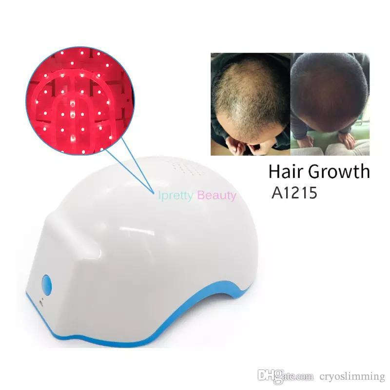 2018 producto caliente! Laser Hair Cap 80 Laser Diodes con tratamiento de regeneración de la pérdida de cabello de la caja de aleación
