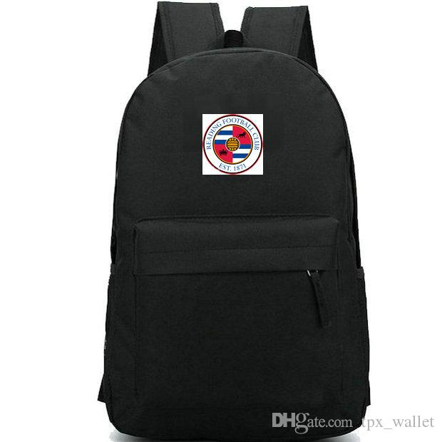 Sac à dos de lecture Sac à dos Royals Sac de football de club de football Sac à dos de badge de football Sac de sport pour école