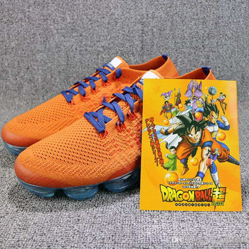 Free shipping New pattern Fashion Running shoes seven dragon ball shoes men's sneakers steam hiking outdoor designer shoes