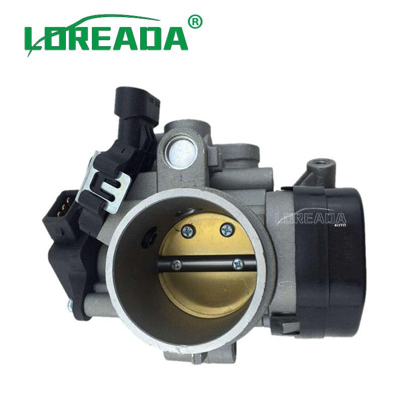 loreada Throttle body assembly for ATV (all terrain vehicle) 800CC / 750CC Engine High Performance100% test new