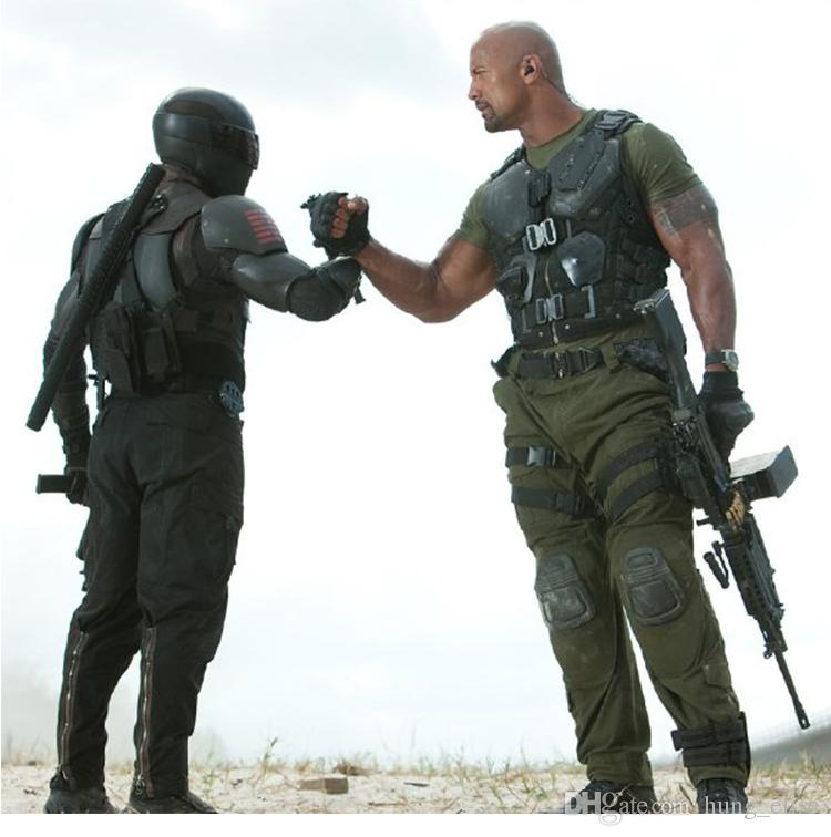 futuristic tactical vest