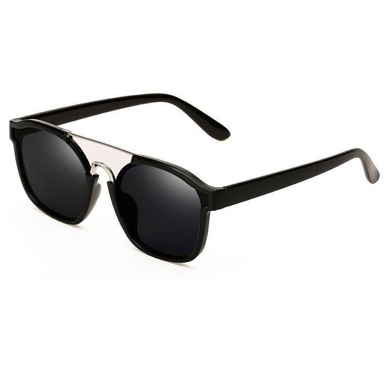 Moda Güneş Gözlüğü Kare Gözlük Kadınlar Için Tasarım Yeni Kadınlar Kare Popüler Güneş Git Vintage Gözlük Parti Unisex Yeni Alışveriş Trav DLBR