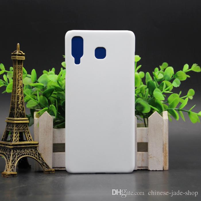 Для Samsung Galaxy Note 9 A9 STAR J6 2018 J4 2018 DIY 3D Пустой сублимационный чехол для крышки Full Area Printed 300pcs / lot