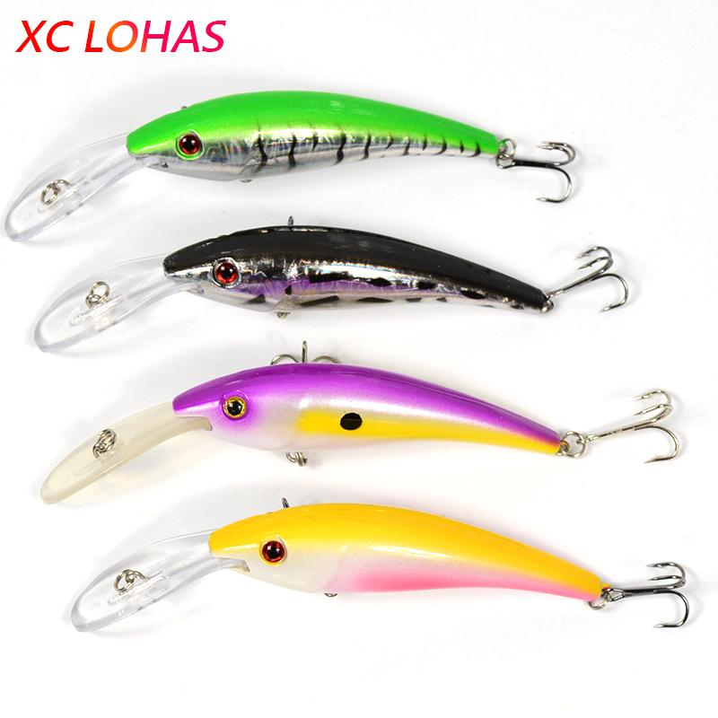 12cm 15.6g Hard Plastic Minow Lures for Fishing Artificial Crankbait Swim Baits Laser Lure Fishing Tackle MI024 Y18100906