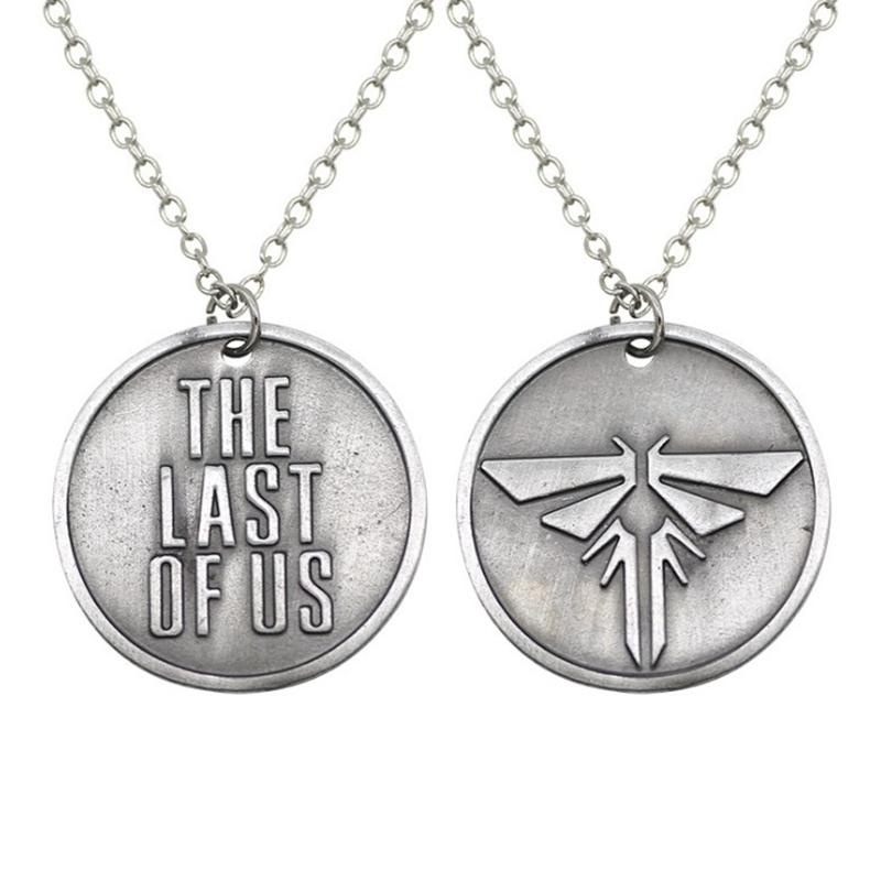 New hot european and american movie the last of us firefly new hot european and american movie the last of us firefly necklace the last survivors round aloadofball Choice Image
