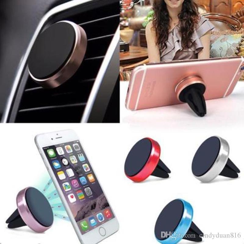 Supporto del telefono dell'automobile Supporto magnetico dello sfiato dell'aria Supporto mobile del magnete del supporto del telefono cellulare del cellulare Telefono in GPS dell'automobile