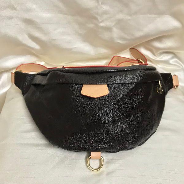 M43644 diseñador de lujo Bumbag mujeres cintura cinturón cinturón bolso hombro cruz cuerpo bolsa totalizador Mono Gram Canvers cuero buena calidad envío gratis