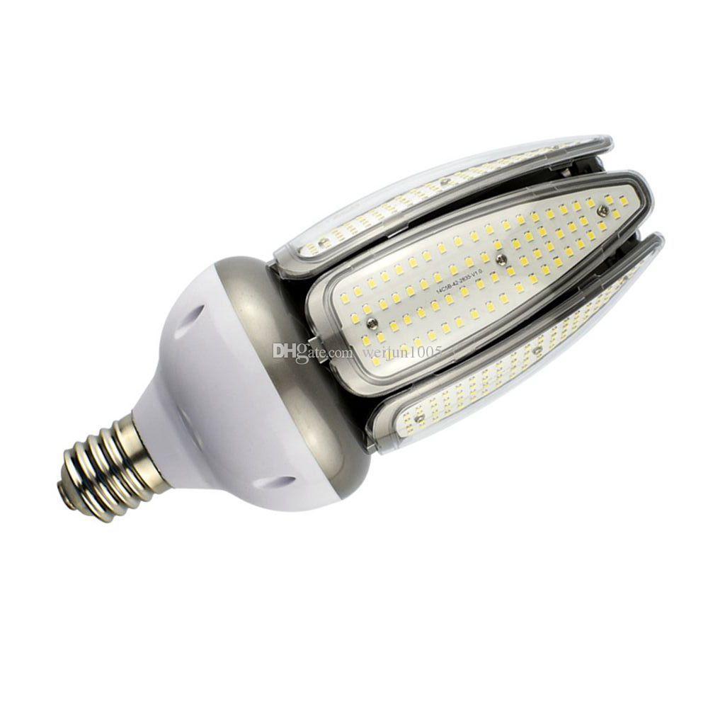 Супер яркий дневной свет 100W вел электрическую лампочку мозоли 6000K 10000LM напольный уличный свет гаража освещает светильник AC 85V~265V освещения обширного района