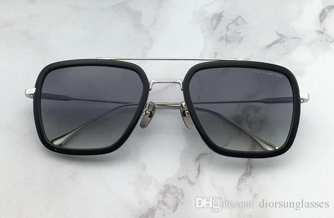 Paket Ücretsiz Kargo Güneş Gözlükleri Güneş gözlüğü 2018 Yeni Yaz NUMD180621-5 için olan kadınlar / Erkekler için Güneş