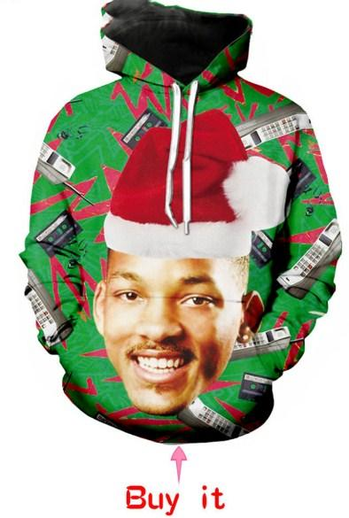 New Fashion Women/Men The Fresh Prince of Bel Air Funny 3D Printed Casual Long Sleeve Autumn Winter Hoodies Sweatshirt Plus Size K109