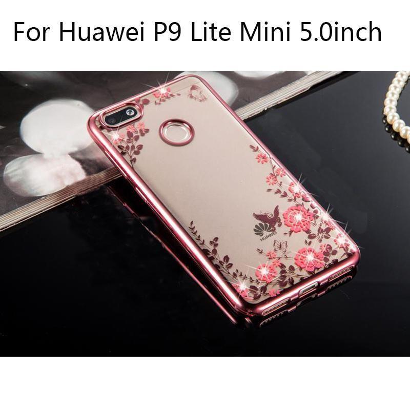Huawei P9 Lite Mini Case 5.0 Glitter