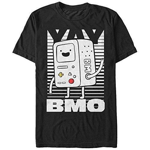 Летние футболки Adventure Time мужская Yay BMO футболка с коротким рукавом футболка