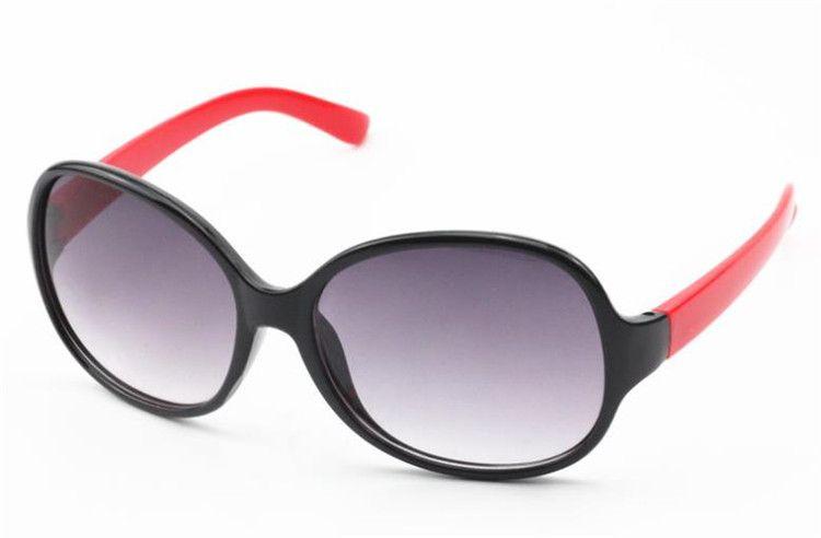 Moda Dzieci Cukierki Kolor Okulary Cut Cartoon Eyeglasses Anti-UV Spectacles Adumbra Proste Styl Sun Glasses Okulary