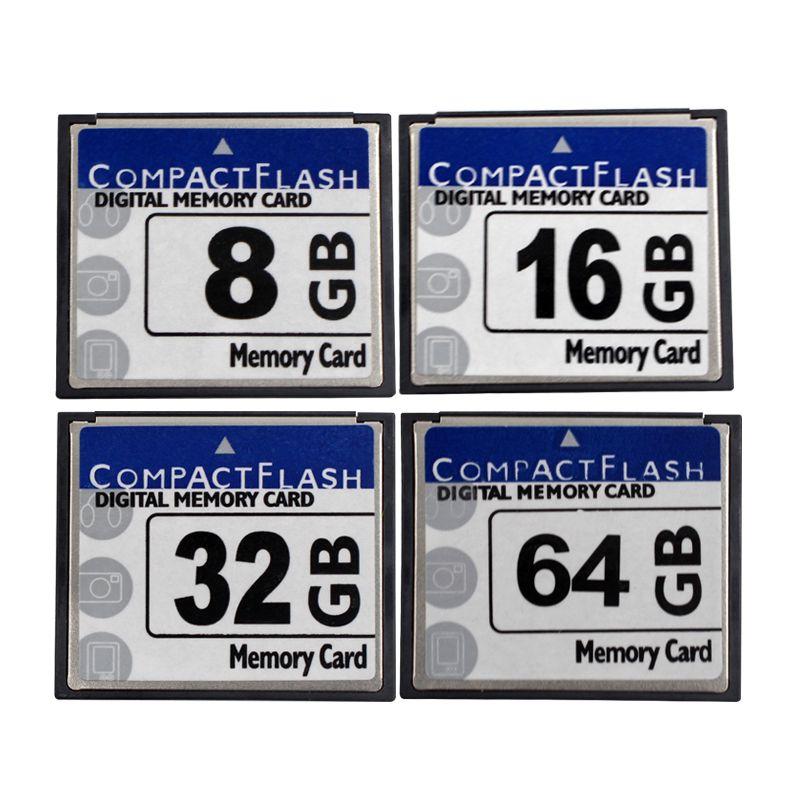 Alta velocidade CF cartões 4GB 8GB 16GB 32GB 64GB Memory Stick Cartão Para Carema